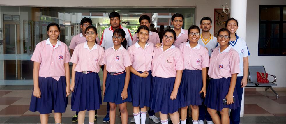 studyhall 10th students